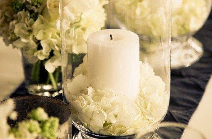 Table Candle Centerpieces Ideas Adastra
