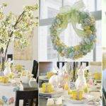 Table Decor Ideas Creative Easter Gifts