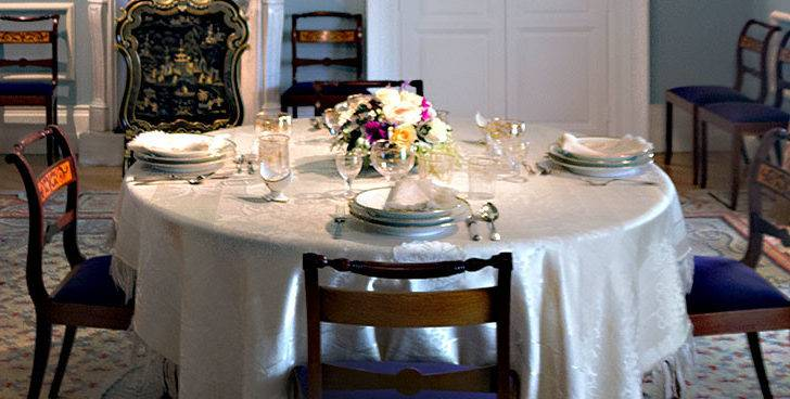 Table Layout Dinner Party Main Steps