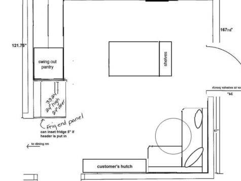 Tag Kitchen Layout Design