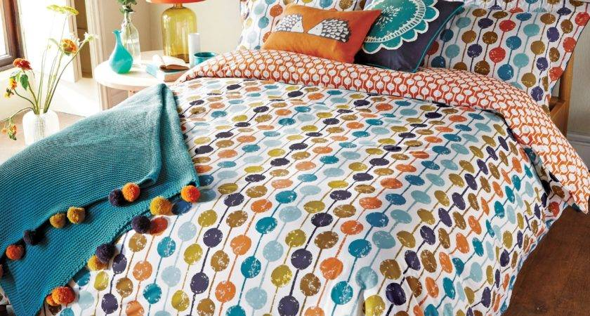 Taimi Multi Coloured Duvet Covers Scion Bedeck