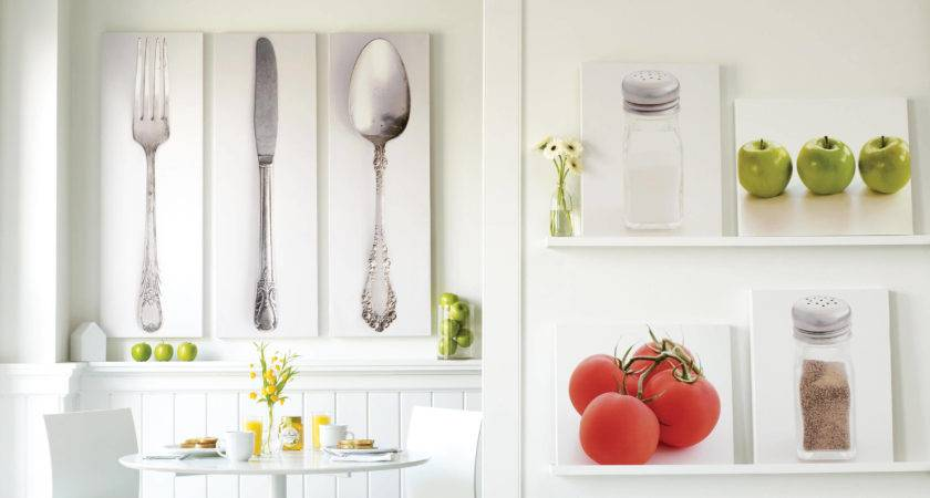Take Delight Your Kitchen Wall Decor Cutedecision