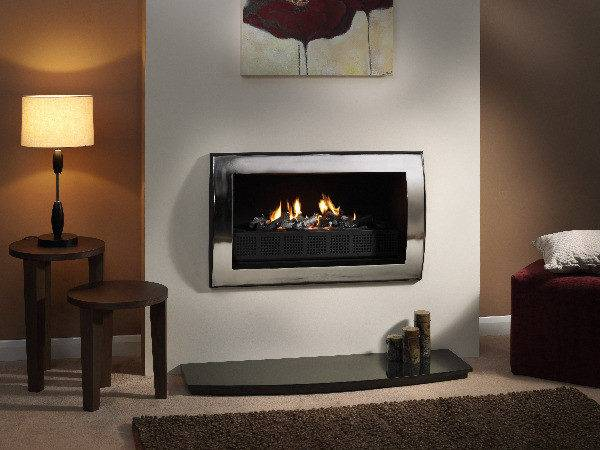 Take Look Various Wall Mounted Fireplace Ideas
