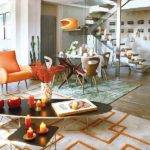 Tangerine Tango Home Decor Pantone Color Year