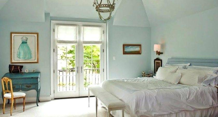 Teal Bedroom Paint Wall Indoor