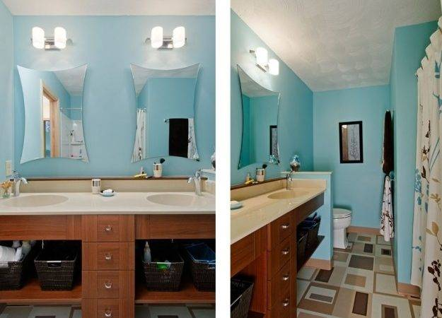 Teal Brown Bathroom Sets Your Flat