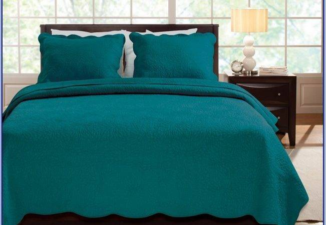 Teal Gold Bedding Home Design Ideas