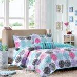 Teal Purple Bedroom Makeover Tween