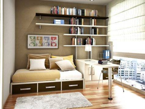 Teen Bedroom Designs Modern Space Saving Ideas Interior
