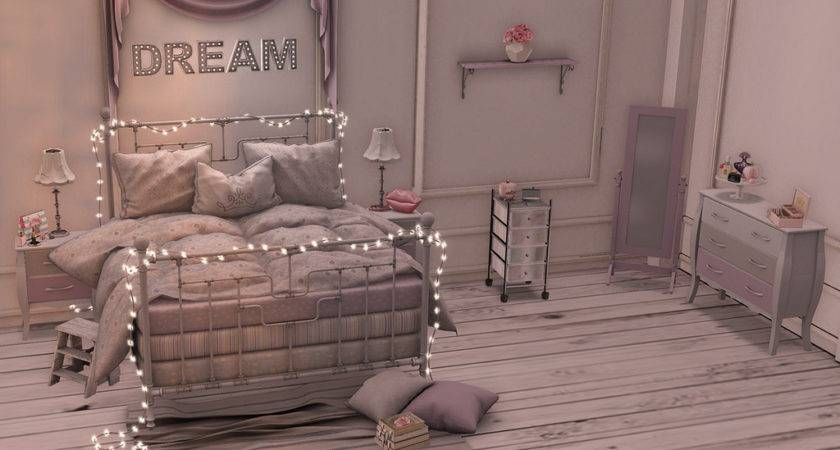 Teen Dream Girl Cave Glamour