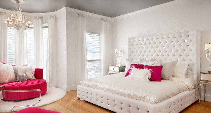 Teenage Girl Bedroom Wall Designs