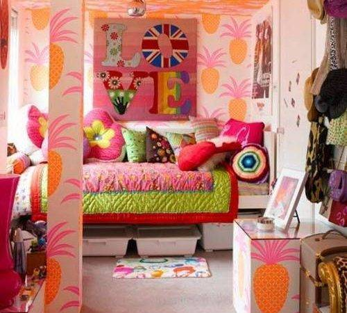 Teenage Girls Bedroom Furniture Ideas Interior