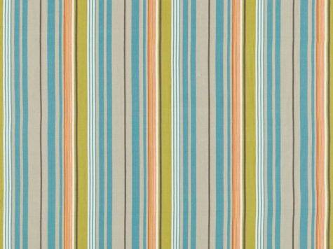 Tembok Stripe Fabric Harlequin