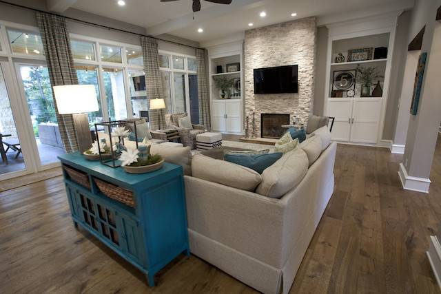 Texas Home Design Decorating Idea Center Living