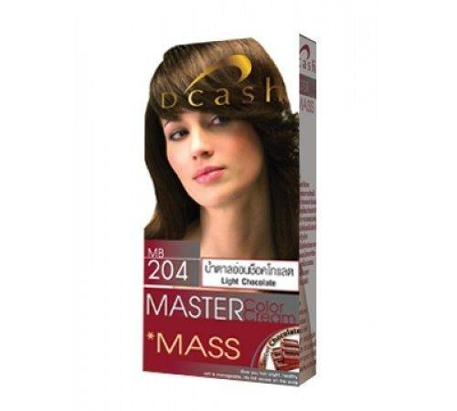 Thailand Cash Master Mass Color Cream Hair Dye Amazing