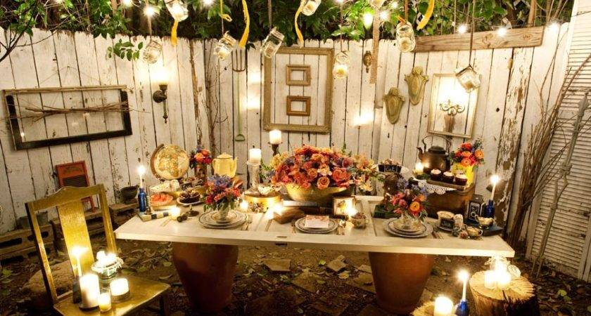 Themed Dinner Party Ideas Home