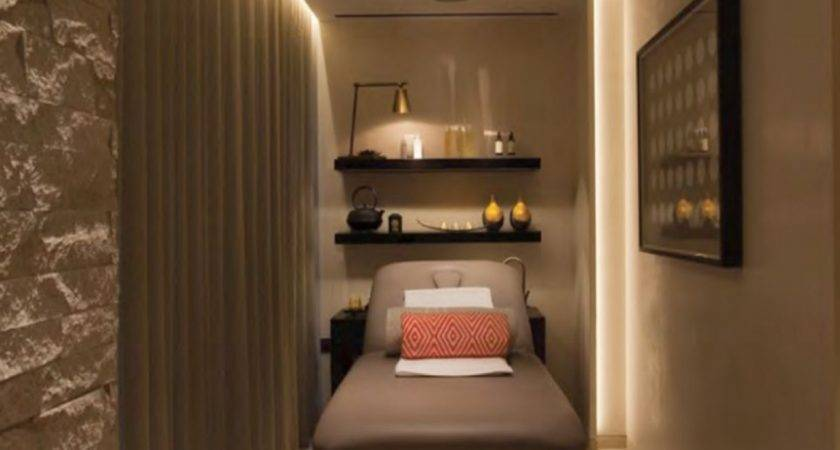Therapy Room Decor Ideas Small Spa Massage