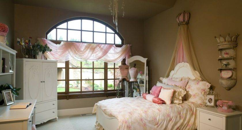Things Decorate Your Little Girls Bedroom Ideas