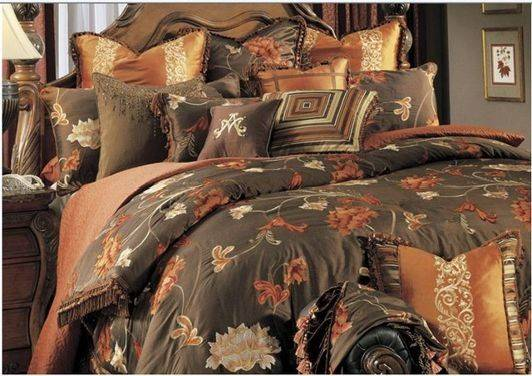 Think Bedding Collection Colors