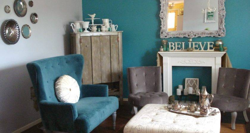 Thrift Store Addiction Refresh Your Home Gray