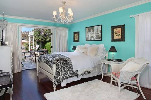 Tiffany Blue Room Would Love Closet Color