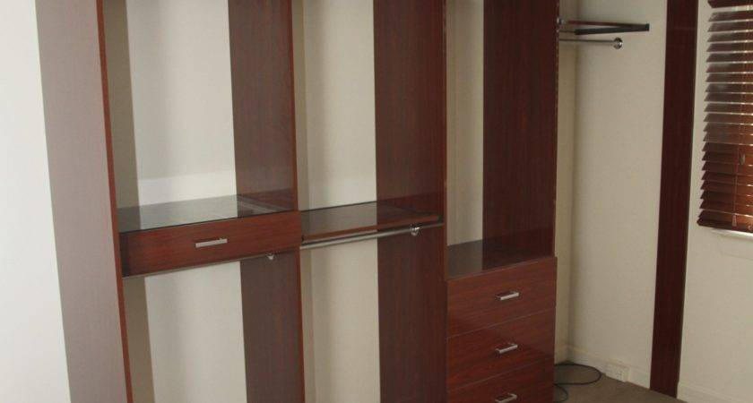 Timber Grain Laminate Just Wardrobes Storage