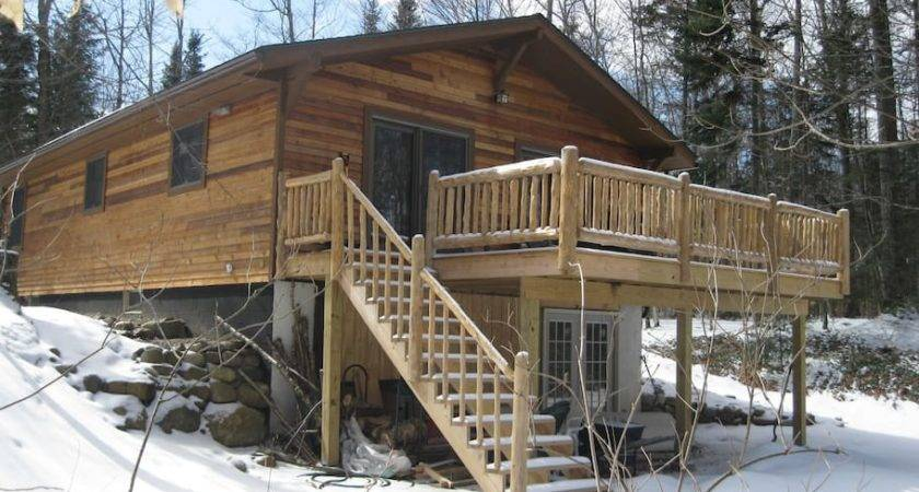 Timber Haven Chalet Chalets Rent Lake Placid New