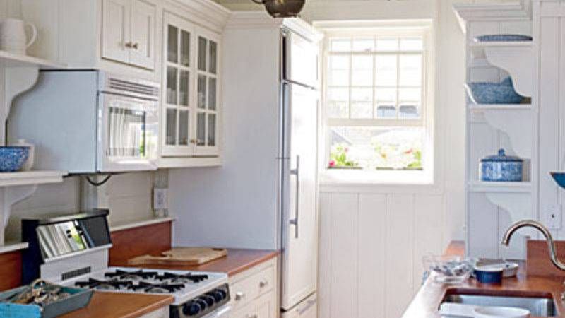 Tiny Galley Kitchen Remodel Joy Studio Design