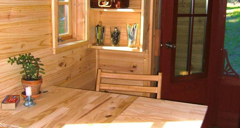 Tiny Homes Big Storage Hgtv Decorating