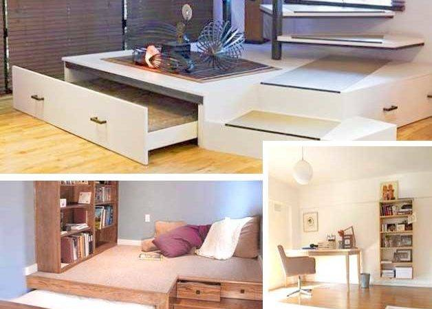 Tiny House Furniture Creative Ideas Small Homes