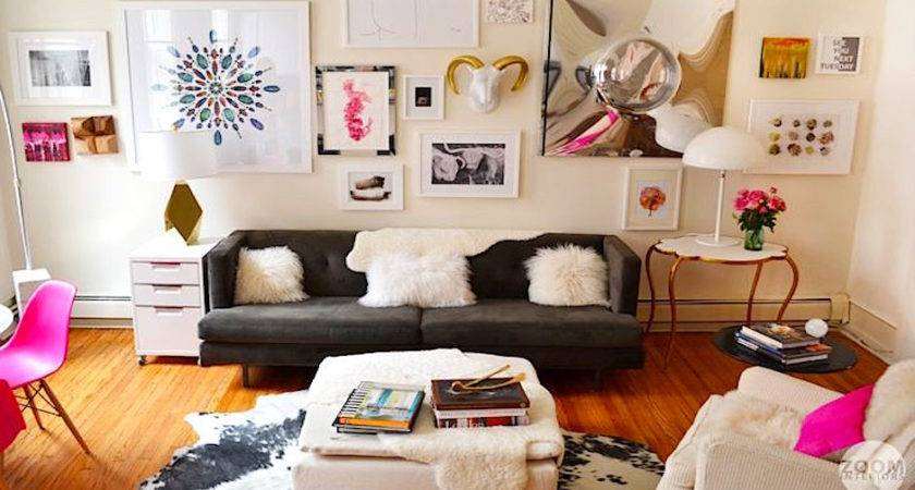 Tiny Trendy Style Addict Guide Apartment Decor
