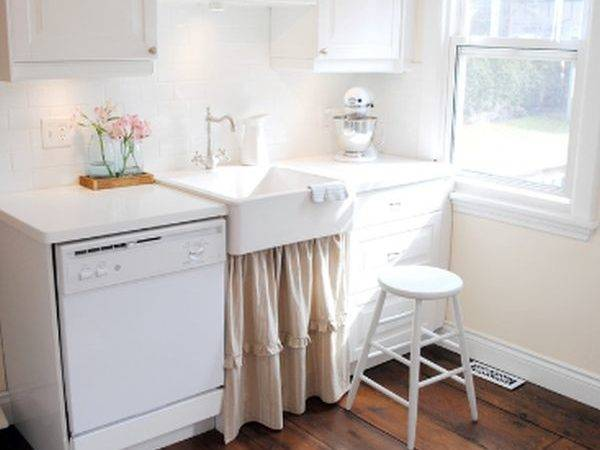 Tips Cottage Kitchen Interior