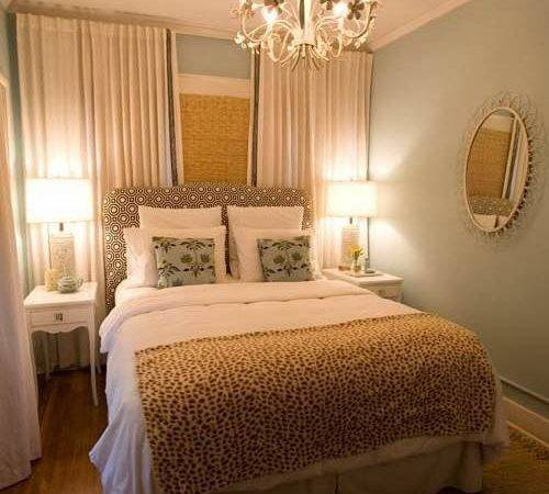 Tips Decorating Small Master Bedroom