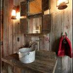 Tips Enhance Rustic Bathroom Decor Ideas Home Design