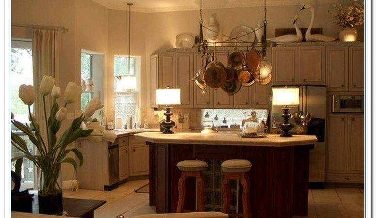 Tips Kitchen Counters Decor Home Cabinet Reviews