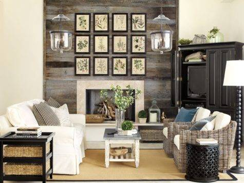 Tips Mixing Wood Tones Room Decorate
