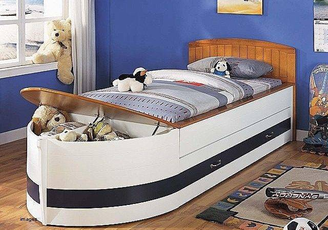 Toddler Bed Luxury Boat Shaped