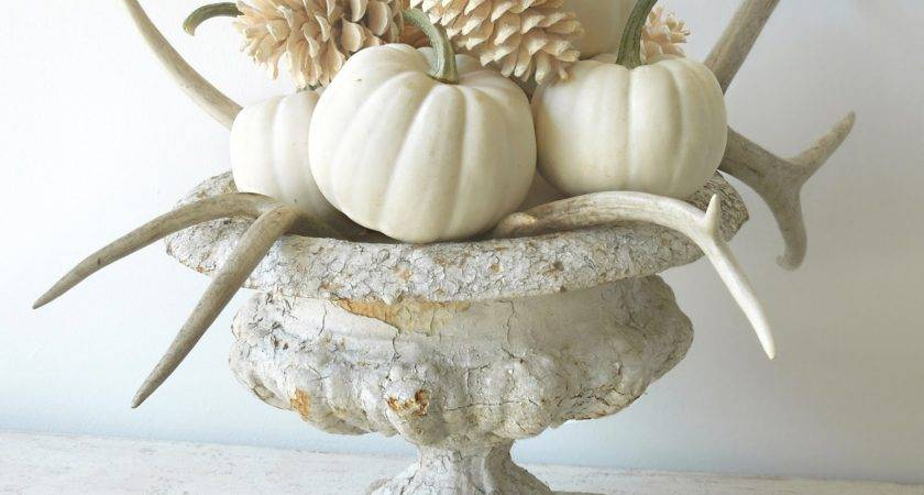 Tone White Fall Decor New Arrivals
