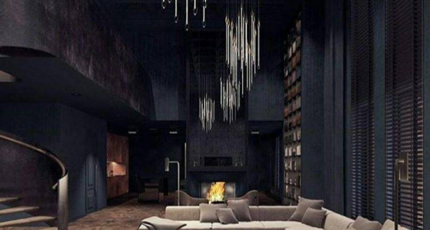 Top Amazing Modern Gothic Interior Design Ideas Decor