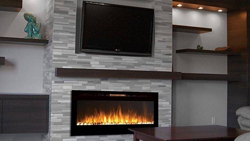 Top Best Wall Mounted Electric Fireplace Reviews
