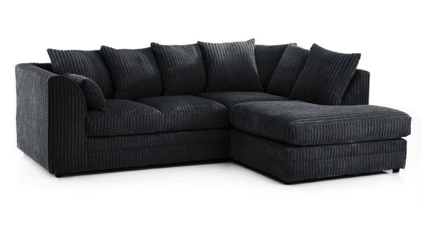 Top Cheapest Black Corner Sofa Prices Best Deals