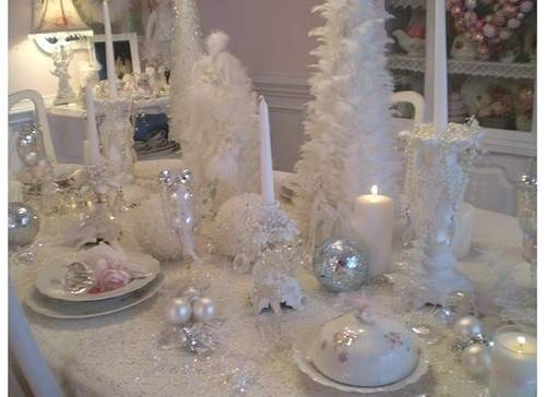Top Christmas Tables Decorating Style