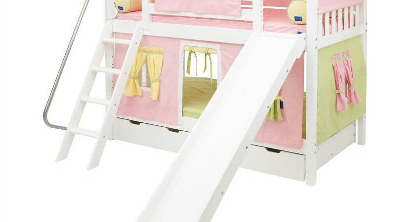 Top Kids Loft Beds Slides