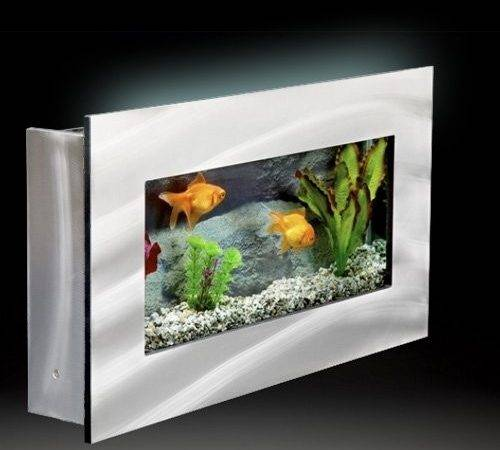 Top Wall Mounted Fish Tanks Aquariums