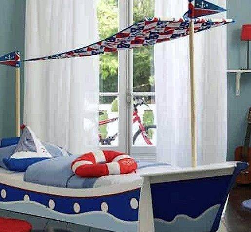 Totally Awesome Boat Beds Kidspace Interiors