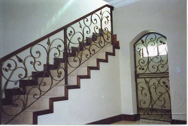 Tpd Steel Works Balustrades