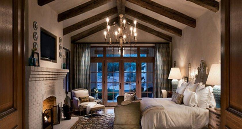 Traditional Bedroom Decor French Country Style Master