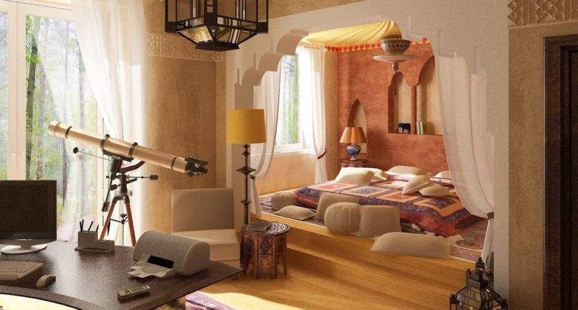 Traditional Bedroom Decorating Ideas Moroccan Themed