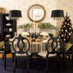 Traditional Christmas Table Decorating Ideas