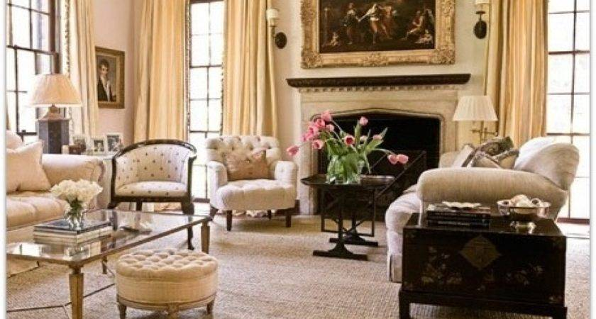 Traditional Decorating Home Living Room